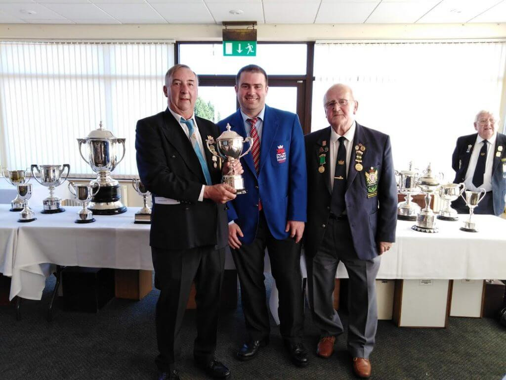 Gary Young trophy Div 1 Winners
